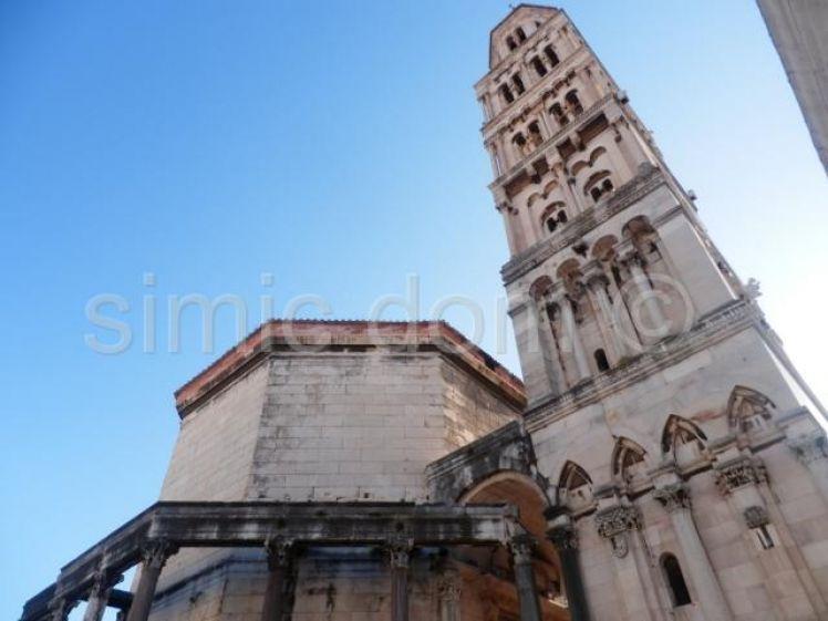 Split cathedral