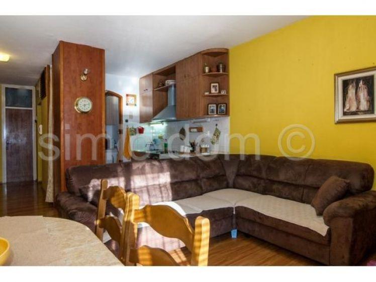 Split apartment