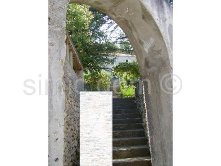 Korcula stone villa